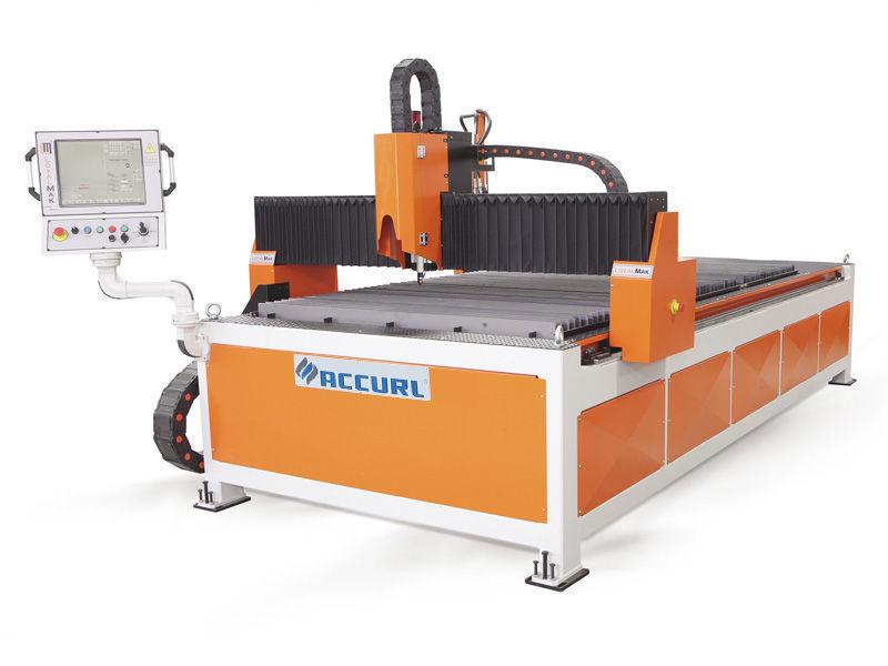 Máquina de corte de plasma CNC de fonte de gas