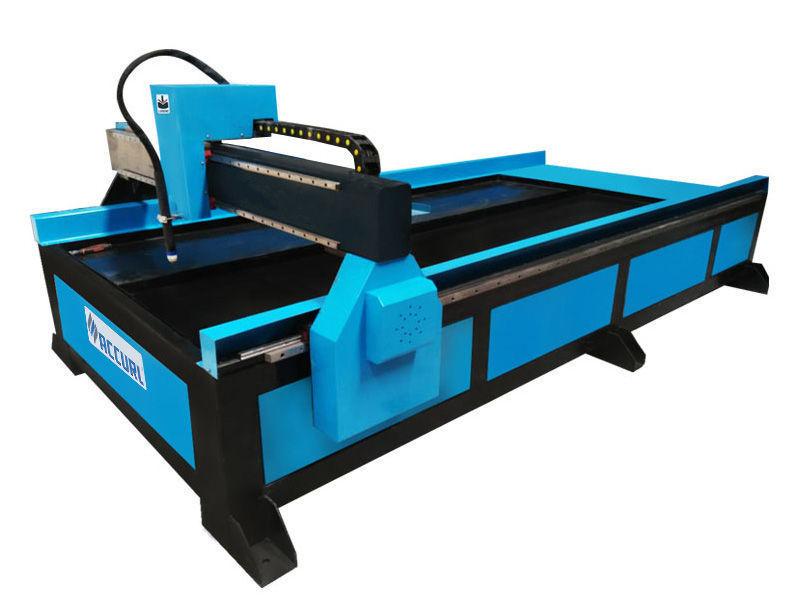 provedores de máquinas de corte de plasma cnc