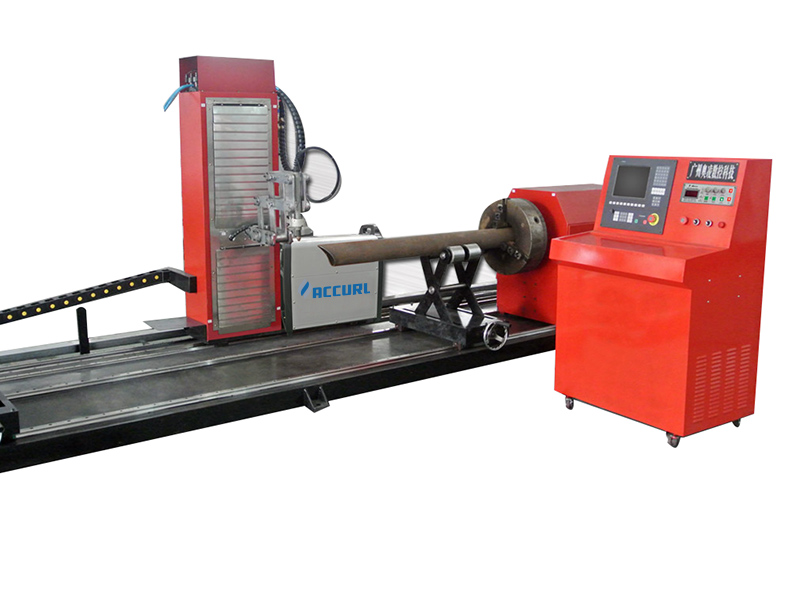 fabricantes de máquinas de corte de tubos