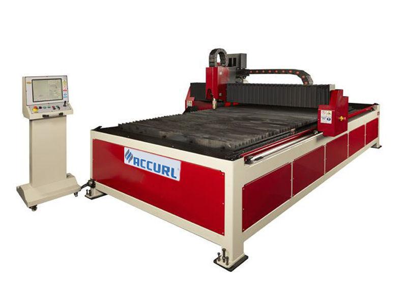 máquinas de corte de plasma