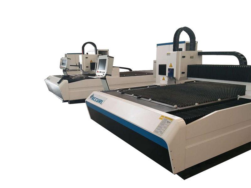 máquina de corte con láser de chapa