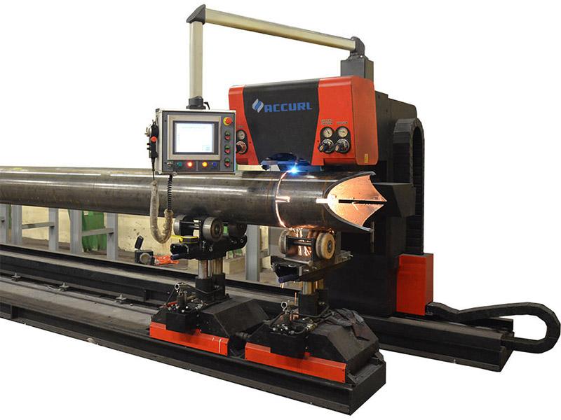 máquina de corte de tubos en venda