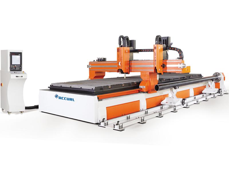máquina de corte de tubos