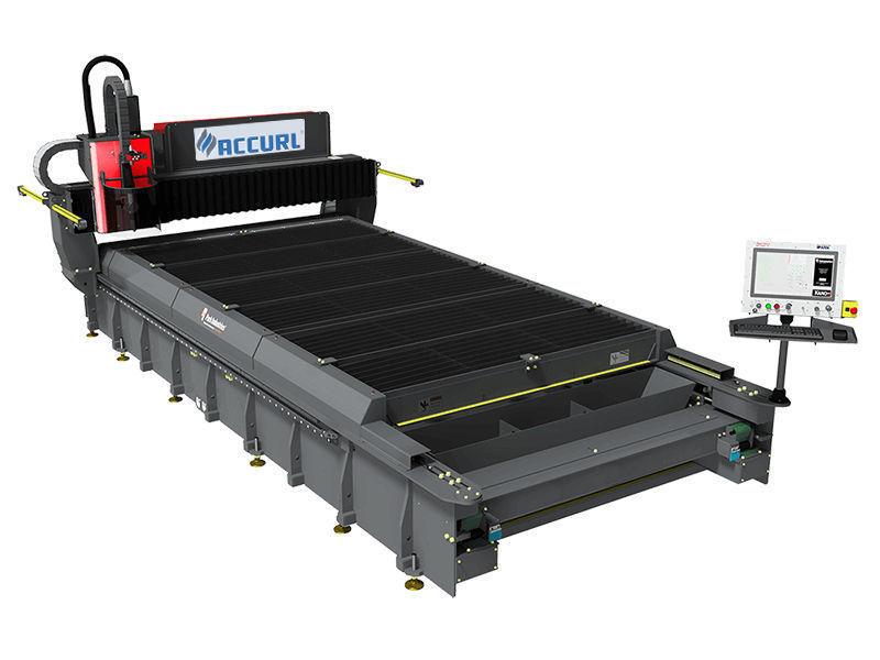 máquina de corte de plasma usada cnc