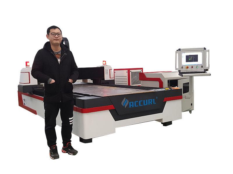 máquina de corte con láser yag